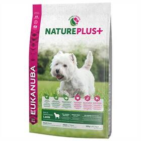 Eukanuba Nature Plus+ Adult Small frozen Lamb 10 kg