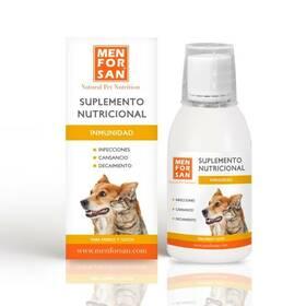 Menforsan Immunity - Tekutý doplněk stravy pro psy a kočky 120 ml