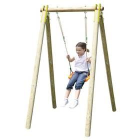 Trigano pro jedno dítě dřevo/plast