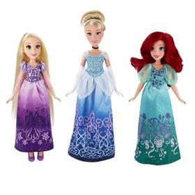 Hasbro Disney Princess Ariel, Popelka, Locika