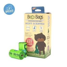 BecoPets Beco Bags Mint Value 270 ks (18 x 15ks)