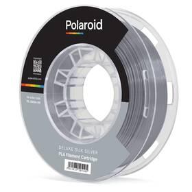Polaroid Universal Deluxe PLA 250g 1.75mm (3D-FL-PL-8404-00) stříbrná