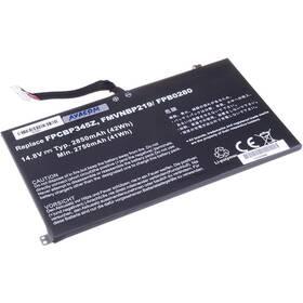 Avacom Fujitsu LifeBook UH572, Li-Pol 14,8V 2850mAh/42Wh (NOFS-UH572-42P)