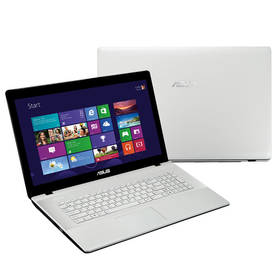 Notebook Asus X75VB-TY073H (X75VB-TY073H) bílý