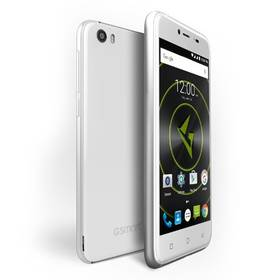 Gigabyte GSmart CLASSIC LTE (2Q001-CTE02-F00S) bílý + Voucher na skin Skinzone pro Mobil CZ v hodnotě 399 Kč + Doprava zdarma