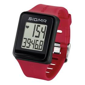 Sigma iD.GO - rouge červený