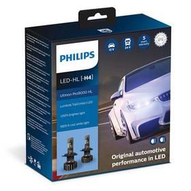 Philips LED H4 Ultinon Pro9000 HL 2 ks (11342U90CWX2)