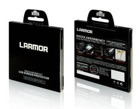 GGS Larmor na displej pro Nikon D3100 (LRGND3100)