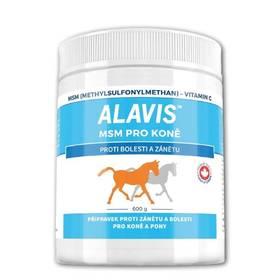 Alavis MSM 600g pro koně s Vitaminem C
