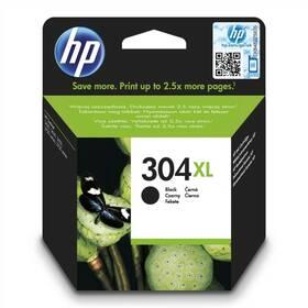 HP 304XL, 300 stran (N9K08AE) čierna