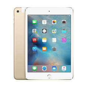 Apple iPad mini 4 Wi-Fi + Cellular 16 GB - Gold (mk712fd/a)
