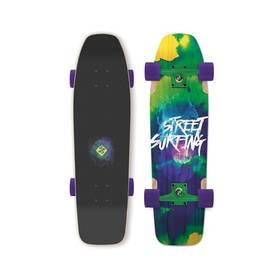 """Street Surfing Freeride 31"""" Road Blast + Reflexní sada 2 SportTeam (pásek, přívěsek, samolepky) - zelené v hodnotě 58 Kč + Doprava zdarma"""