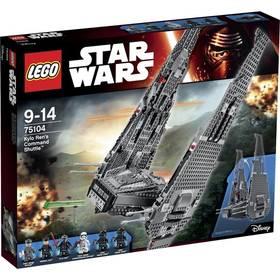 Lego® Star Wars 75104 Kylo Ren´s Command Shuffle + Doprava zdarma