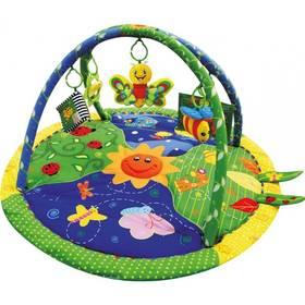 Sun Baby Krásná zahrádka modrá/žlutá/zelená + Doprava zdarma