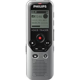 Philips DVT1200 stříbrný (poškozený obal 8800968018)