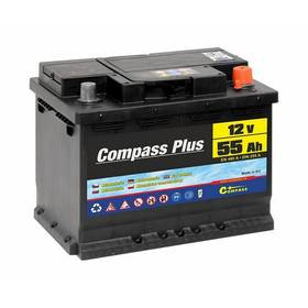 Compass PLUS 12V 55Ah 420A