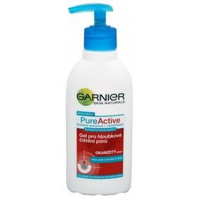 PureActive gel pro hloubkové čištění pórů 200 ml