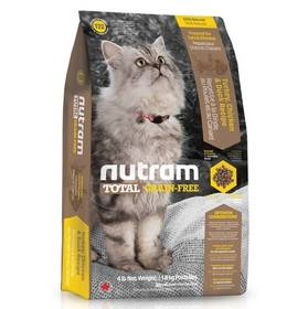 NUTRAM Total Grain Free Turkey, Chicken, Duck Cat 6,8 kg + Doprava zdarma