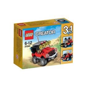 Lego® Creator 31040 Pouštní závoďáky