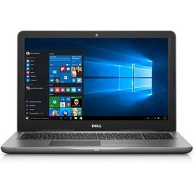 Dell Inspiron 15 5000 (5567) (N-5567-N2-513S) sivý