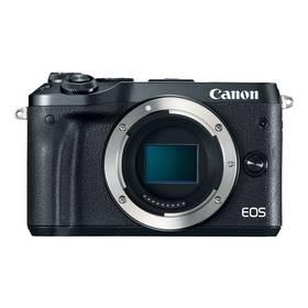 Canon EOS M6 (1724C002) černý + Doprava zdarma