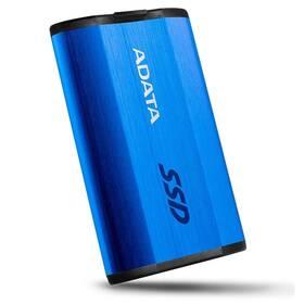 ADATA SE800 512GB (ASE800-512GU32G2-CBL) modrý