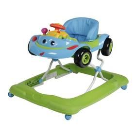 Chodítko detské Zopa CARS GREEN modré/zelené