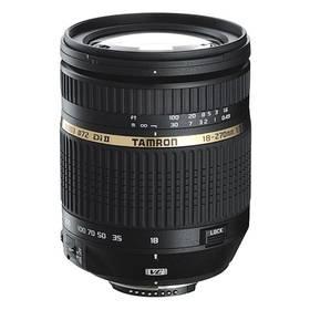 Tamron AF 18-270mm F/3.5-6.3 Di-II VC PZD pro Nikon (B008 N) černý + Doprava zdarma