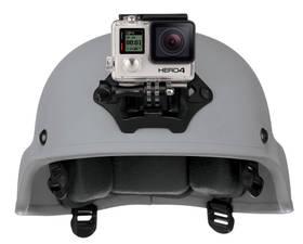 GoPro na helmu (ANVGM-001) černý