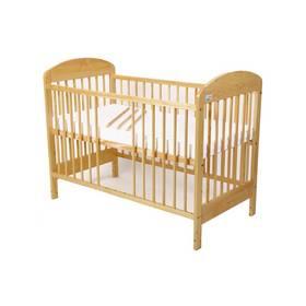 For Baby Zorka vyndavací příčky borovice Matrace do postýlky For Baby 120x60 cm - bílá (zdarma)