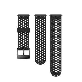 Suunto silikonový velikost S a M - black/black (SS050225000)