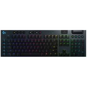 Logitech Gaming G915 Lightspeed RGB, Tactile, US (920-008910) čierna