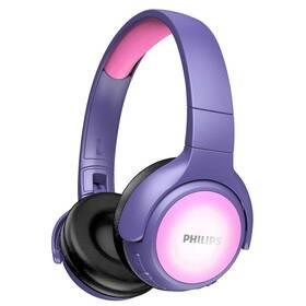 Sluchátka Philips TAKH402PK (TAKH402PK/00) růžová