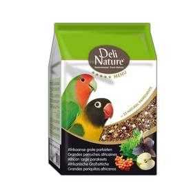 Deli Nature 5 Menu AFRICAN PARAKEETS Africký papoušek 2,5 kg