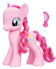 My Little Pony Hasbro základní poník biele/žlté/ružové