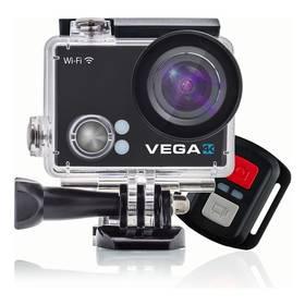 Outdoorová kamera Niceboy VEGA 4K čierna