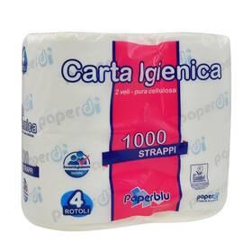 Speciální toaletní papír CALTER pro chemickou toaletu, 4ks