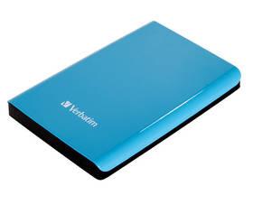 Verbatim Store 'n' Go 500GB (53172) modrý + Doprava zdarma
