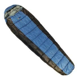 Yate Peak, pravý zip 220x80 cm sivý/modrý