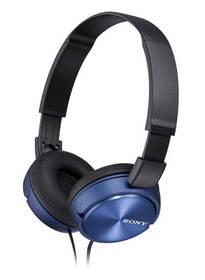 Sony MDRZX310L.AE (MDRZX310L.AE) modrá