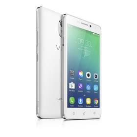 Lenovo VIBE P1m Single SIM (PA1G0055CZ ) bílý + Voucher na skin Skinzone pro Mobil CZ v hodnotě 399 Kč jako dárek+ Software F-Secure SAFE 6 měsíců pro 3 zařízení v hodnotě 999 Kč jako dárek + Doprava zdarma