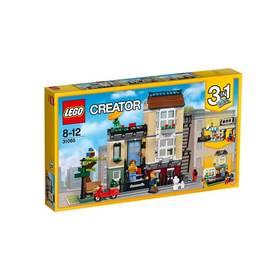 LEGO® CREATOR 31065 Městský dům se zahrádkou + Doprava zdarma
