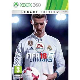 EA Xbox 360 FIFA 18 (Legacy Edition) Předobjednávka_29. 09. 2017 (EAX200973)