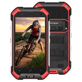 iGET BLACKVIEW GBV6000s (84000414) černý/červený + Doprava zdarma