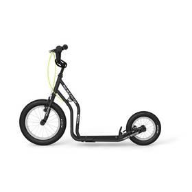 Yedoo New Wzoom New černá + Reflexní sada 2 SportTeam (pásek, přívěsek, samolepky) - zelené v hodnotě 58 Kč + Doprava zdarma