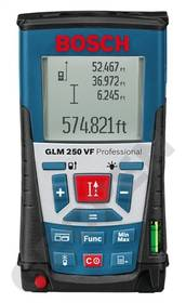Bosch GLM 250 VF Professional + Doprava zdarma