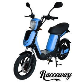 RACCEWAY E-Babeta E-BABETA , modrý-matný modrá farba