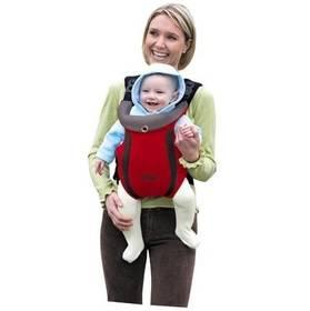 Nosič dieťaťa Tomy Freestyle Premier červená