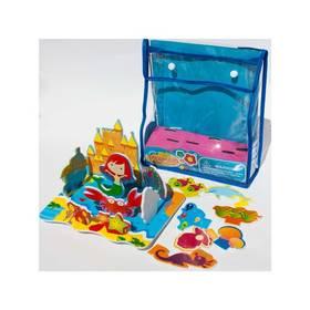 Sada Meadow Kids Pěnové hračky do vany - Mořská panna