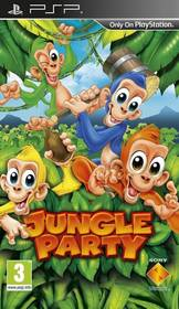 Sony PSP Jungle Party (711719208921) (PS719208921)